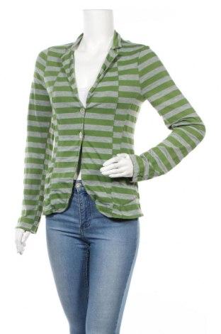 Γυναικείο σακάκι Susy Mix, Μέγεθος XS, Χρώμα Πράσινο, 95% βαμβάκι, 5% ελαστάνη, Τιμή 18,19€