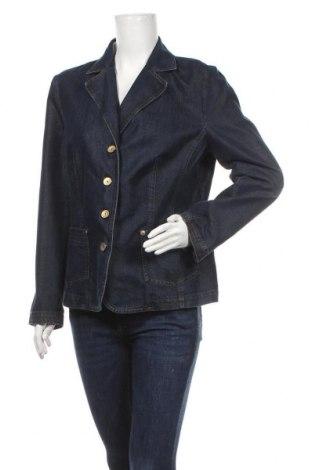 Γυναικείο σακάκι Your Sixth Sense, Μέγεθος XL, Χρώμα Μπλέ, 76% βαμβάκι, 24% πολυεστέρας, Τιμή 15,20€