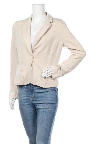 Γυναικείο σακάκι Zero, Μέγεθος M, Χρώμα Εκρού, 96% βαμβάκι, 4% ελαστάνη, Τιμή 16,96€