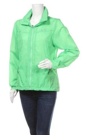 Γυναικείο μπουφάν αθλητικό Schoffel, Μέγεθος M, Χρώμα Πράσινο, Πολυαμίδη, Τιμή 14,91€