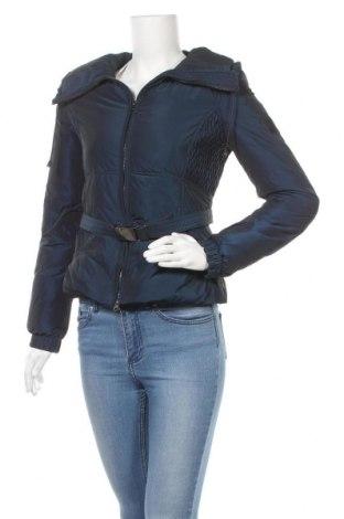 Дамско яке Armani Jeans, Размер M, Цвят Син, Полиестер, Цена 172,00лв.