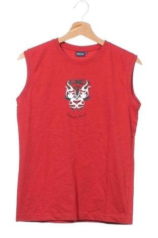 Παιδική μπλούζα Alive, Μέγεθος 12-13y/ 158-164 εκ., Χρώμα Κόκκινο, Βαμβάκι, Τιμή 9,74€