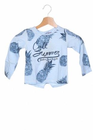 Παιδική μπλούζα Boboli, Μέγεθος 18-24m/ 86-98 εκ., Χρώμα Μπλέ, Βαμβάκι, Τιμή 3,90€
