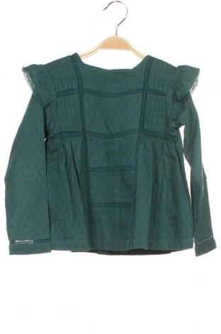 Παιδική μπλούζα Gocco, Μέγεθος 4-5y/ 110-116 εκ., Χρώμα Πράσινο, Βαμβάκι, Τιμή 8,35€