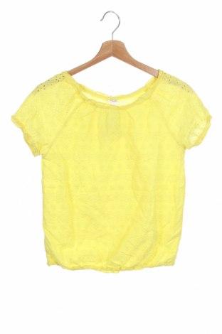 Παιδική μπλούζα Here+There, Μέγεθος 12-13y/ 158-164 εκ., Χρώμα Κίτρινο, Βαμβάκι, Τιμή 11,04€