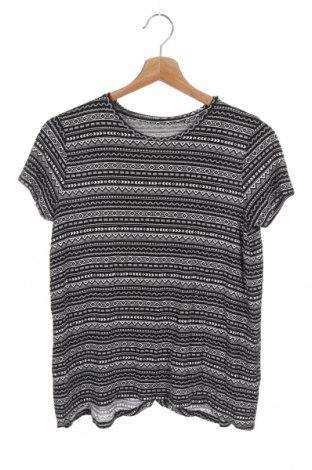 Παιδική μπλούζα Here+There, Μέγεθος 15-18y/ 170-176 εκ., Χρώμα Μαύρο, 96% βισκόζη, 4% ελαστάνη, Τιμή 8,83€