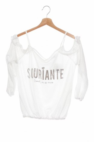 Παιδική μπλούζα Liberto, Μέγεθος 15-18y/ 170-176 εκ., Χρώμα Λευκό, Τιμή 4,09€