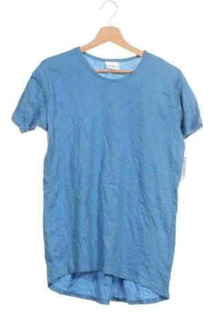 Детска блуза LulaRoe, Размер 13-14y/ 164-168 см, Цвят Син, Памук, Цена 23,94лв.