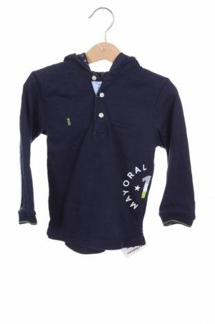 Παιδική μπλούζα Mayoral, Μέγεθος 2-3y/ 98-104 εκ., Χρώμα Μπλέ, Τιμή 14,84€