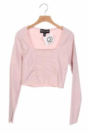 Παιδική μπλούζα NEW girl ORDER, Μέγεθος 11-12y/ 152-158 εκ., Χρώμα Ρόζ , 74% βισκόζη, 23% πολυαμίδη, 3% ελαστάνη, Τιμή 7,42€