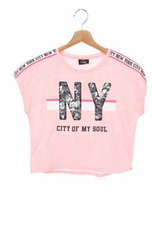 Детска блуза Page One, Размер 12-13y/ 158-164 см, Цвят Розов, Цена 13,23лв.