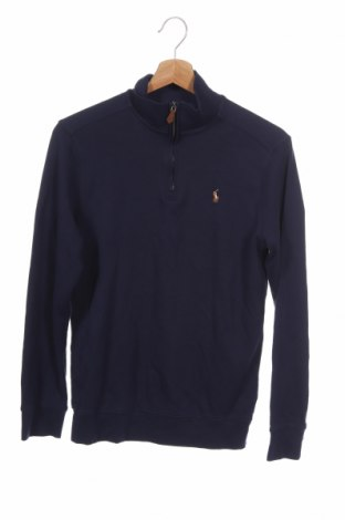 Παιδική μπλούζα Polo By Ralph Lauren, Μέγεθος 12-13y/ 158-164 εκ., Χρώμα Μπλέ, Βαμβάκι, Τιμή 20,26€