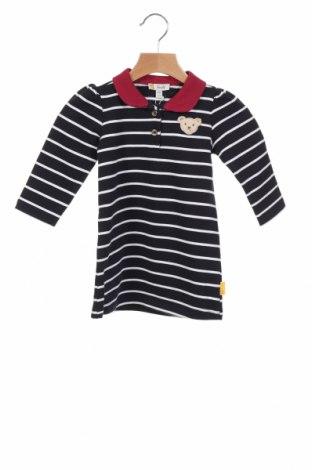 Παιδική μπλούζα Steiff, Μέγεθος 9-12m/ 74-80 εκ., Χρώμα Μπλέ, Βαμβάκι, Τιμή 8,04€