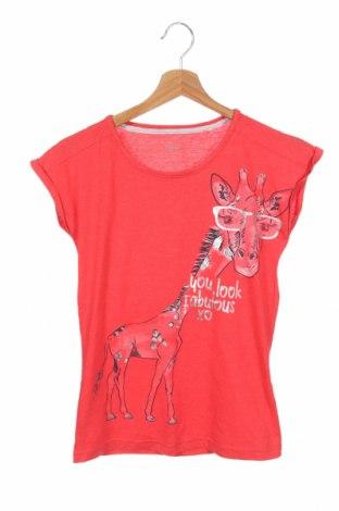 Παιδική μπλούζα Yigga, Μέγεθος 10-11y/ 146-152 εκ., Χρώμα Κόκκινο, 60% βαμβάκι, 40% πολυεστέρας, Τιμή 9,09€