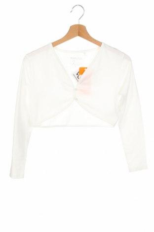 Παιδική ζακέτα Staccato, Μέγεθος 10-11y/ 146-152 εκ., Χρώμα Λευκό, 92% βαμβάκι, 8% ελαστάνη, Τιμή 13,04€