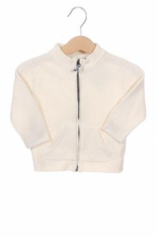 Παιδική ζακέτα Zara Knitwear, Μέγεθος 6-9m/ 68-74 εκ., Χρώμα Εκρού, Βαμβάκι, Τιμή 10,69€