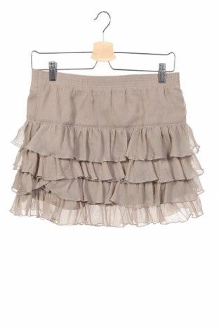 Παιδική φούστα Crash One, Μέγεθος 12-13y/ 158-164 εκ., Χρώμα  Μπέζ, Πολυεστέρας, Τιμή 11,72€