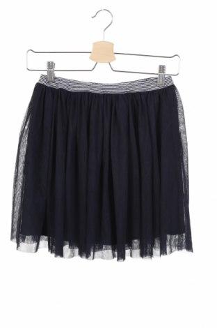Παιδική φούστα Petit Bateau, Μέγεθος 11-12y/ 152-158 εκ., Χρώμα Μπλέ, Πολυεστέρας, Τιμή 8,64€