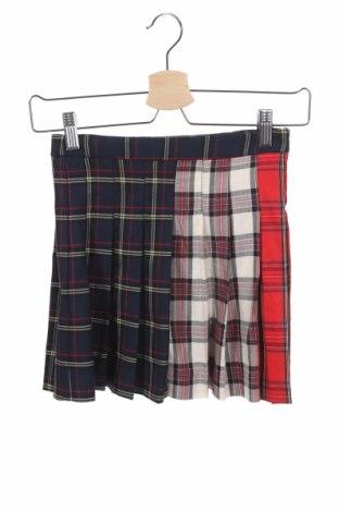 Παιδική φούστα Zara Kids, Μέγεθος 7-8y/ 128-134 εκ., Χρώμα Πολύχρωμο, 63% πολυεστέρας, 34% βισκόζη, 3% ελαστάνη, Τιμή 17,37€