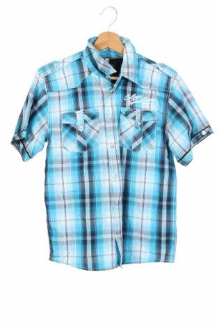 Детска риза, Размер 12-13y/ 158-164 см, Цвят Многоцветен, Памук, Цена 10,29лв.