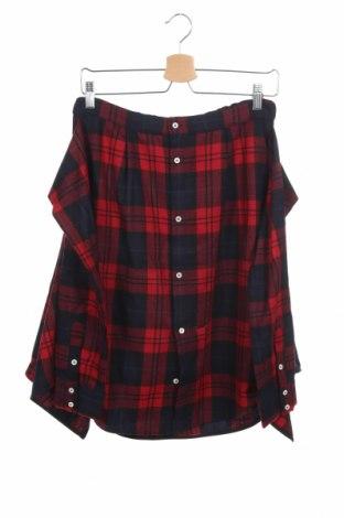 Детска риза Dsquared2, Размер 15-18y/ 170-176 см, Цвят Многоцветен, 55% полиестер, 45% вълна, Цена 123,37лв.