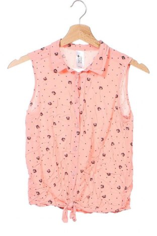 Παιδικό πουκάμισο Here+There, Μέγεθος 12-13y/ 158-164 εκ., Χρώμα Ρόζ , Βισκόζη, Τιμή 8,83€