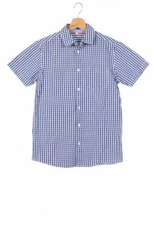 Παιδικό πουκάμισο Here+There, Μέγεθος 13-14y/ 164-168 εκ., Χρώμα Λευκό, Βαμβάκι, Τιμή 7,73€
