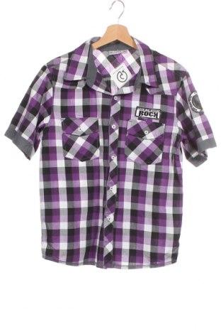 Παιδικό πουκάμισο Multiblu, Μέγεθος 13-14y/ 164-168 εκ., Χρώμα Πολύχρωμο, Βαμβάκι, Τιμή 9,94€