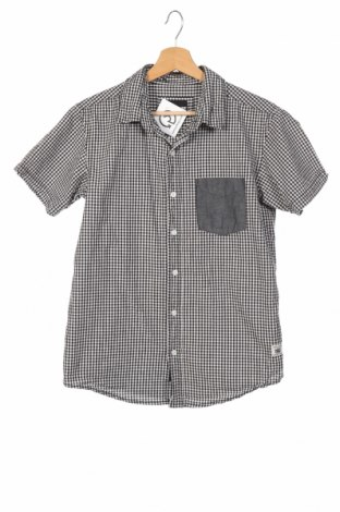 Детска риза No Name, Размер 12-13y/ 158-164 см, Цвят Черен, Памук, Цена 14,70лв.