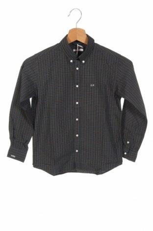 Παιδικό πουκάμισο SUN68, Μέγεθος 8-9y/ 134-140 εκ., Χρώμα Πολύχρωμο, Βαμβάκι, Τιμή 13,68€