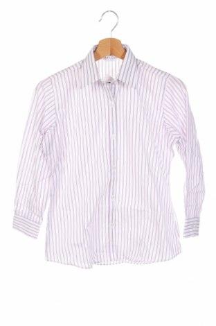 Παιδικό πουκάμισο Trutex, Μέγεθος 11-12y/ 152-158 εκ., Χρώμα Λευκό, 65% πολυεστέρας, 35% βαμβάκι, Τιμή 5,44€