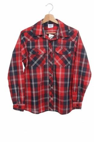 Παιδικό πουκάμισο Yigga, Μέγεθος 12-13y/ 158-164 εκ., Χρώμα Πολύχρωμο, Βαμβάκι, Τιμή 3,64€