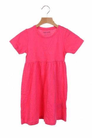 Παιδικό φόρεμα Blue Seven, Μέγεθος 6-7y/ 122-128 εκ., Χρώμα Ρόζ , Βαμβάκι, Τιμή 20,88€