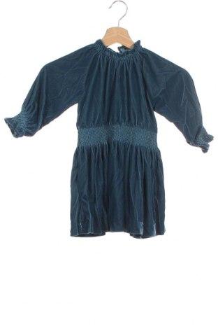 Παιδικό φόρεμα Gocco, Μέγεθος 18-24m/ 86-98 εκ., Χρώμα Πράσινο, Πολυεστέρας, Τιμή 15,14€