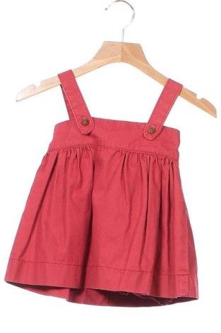 Παιδικό φόρεμα Gocco, Μέγεθος 6-9m/ 68-74 εκ., Χρώμα Κόκκινο, Βαμβάκι, Τιμή 8,84€
