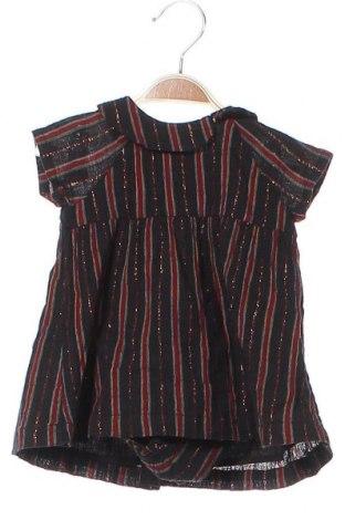 Παιδικό φόρεμα Gocco, Μέγεθος 3-6m/ 62-68 εκ., Χρώμα Πολύχρωμο, 98% βαμβάκι, 2% μεταλλικά νήματα, Τιμή 17,79€