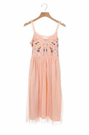 Παιδικό φόρεμα Happy Girls By Eisend, Μέγεθος 10-11y/ 146-152 εκ., Χρώμα Ρόζ , Πολυεστέρας, Τιμή 22,40€