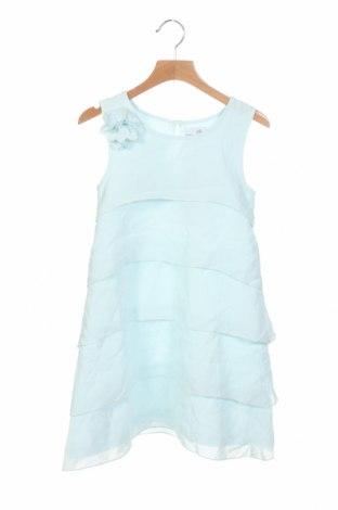 Παιδικό φόρεμα Happy Girls By Eisend, Μέγεθος 6-7y/ 122-128 εκ., Χρώμα Μπλέ, Πολυεστέρας, Τιμή 23,12€