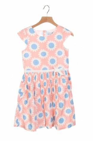 Παιδικό φόρεμα Happy Girls By Eisend, Μέγεθος 4-5y/ 110-116 εκ., Χρώμα Πολύχρωμο, Βαμβάκι, Τιμή 23,12€