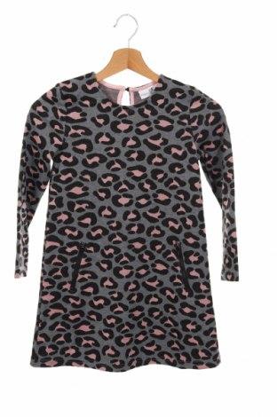 Παιδικό φόρεμα Happy Girls By Eisend, Μέγεθος 6-7y/ 122-128 εκ., Χρώμα Γκρί, 97% πολυεστέρας, 3% ελαστάνη, Τιμή 18,14€
