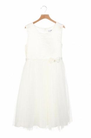 Παιδικό φόρεμα Happy Girls By Eisend, Μέγεθος 10-11y/ 146-152 εκ., Χρώμα Λευκό, Πολυεστέρας, Τιμή 16,45€
