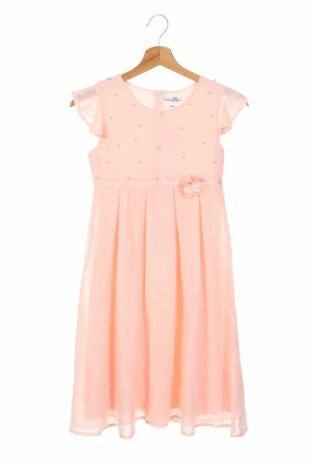 Παιδικό φόρεμα Happy Girls By Eisend, Μέγεθος 8-9y/ 134-140 εκ., Χρώμα Ρόζ , Πολυεστέρας, Τιμή 19,56€