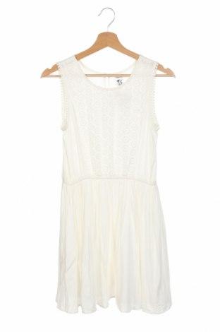 Παιδικό φόρεμα Here+There, Μέγεθος 12-13y/ 158-164 εκ., Χρώμα Λευκό, Βισκόζη, Τιμή 14,03€