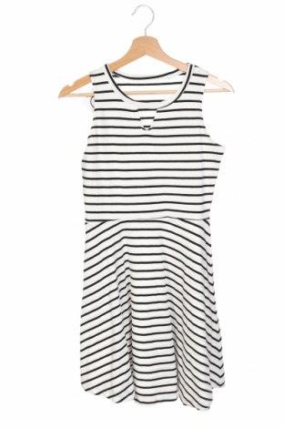Παιδικό φόρεμα Here+There, Μέγεθος 12-13y/ 158-164 εκ., Χρώμα Λευκό, 95% βαμβάκι, 5% ελαστάνη, Τιμή 12,96€