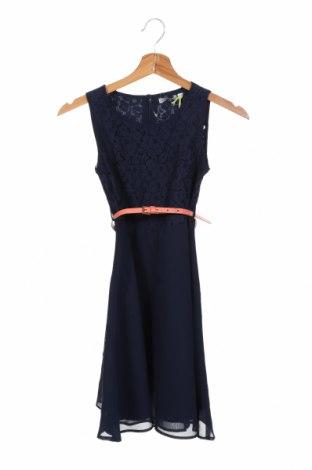 Παιδικό φόρεμα Lemon Beret, Μέγεθος 8-9y/ 134-140 εκ., Χρώμα Μπλέ, Πολυεστέρας, Τιμή 19,56€
