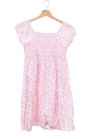 Παιδικό φόρεμα Manguun, Μέγεθος 12-13y/ 158-164 εκ., Χρώμα Ρόζ , Βαμβάκι, Τιμή 12,47€