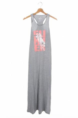 Παιδικό φόρεμα Pepperts!, Μέγεθος 12-13y/ 158-164 εκ., Χρώμα Γκρί, 95% βαμβάκι, 5% ελαστάνη, Τιμή 14,29€