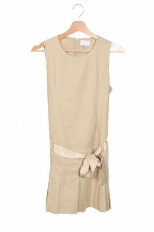 Παιδικό φόρεμα Place Est. 1989, Μέγεθος 15-18y/ 170-176 εκ., Χρώμα  Μπέζ, Βαμβάκι, Τιμή 10,07€
