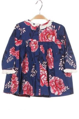 Παιδικό φόρεμα Tutto Piccolo, Μέγεθος 12-18m/ 80-86 εκ., Χρώμα Πολύχρωμο, Βαμβάκι, Τιμή 16,73€