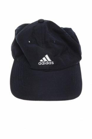 Детска шапка Adidas, Цвят Син, Полиестер, Цена 15,02лв.